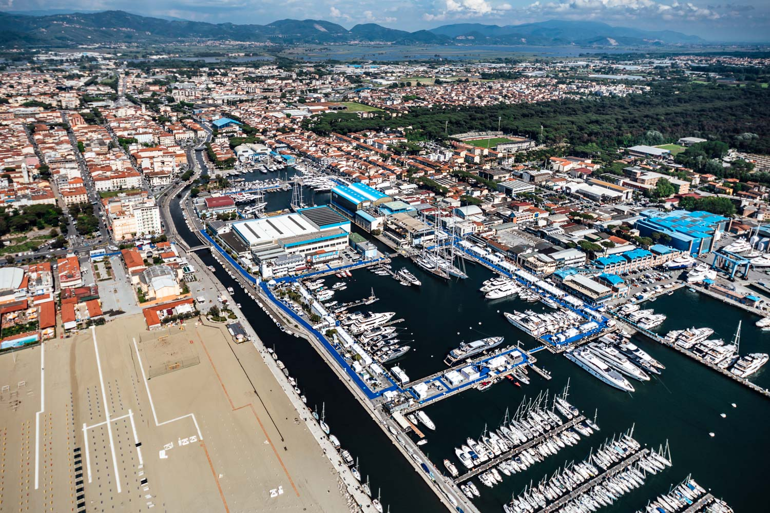 More than 22,000 visitors at the second edition  of the Versilia Yachting Rendez-vous
