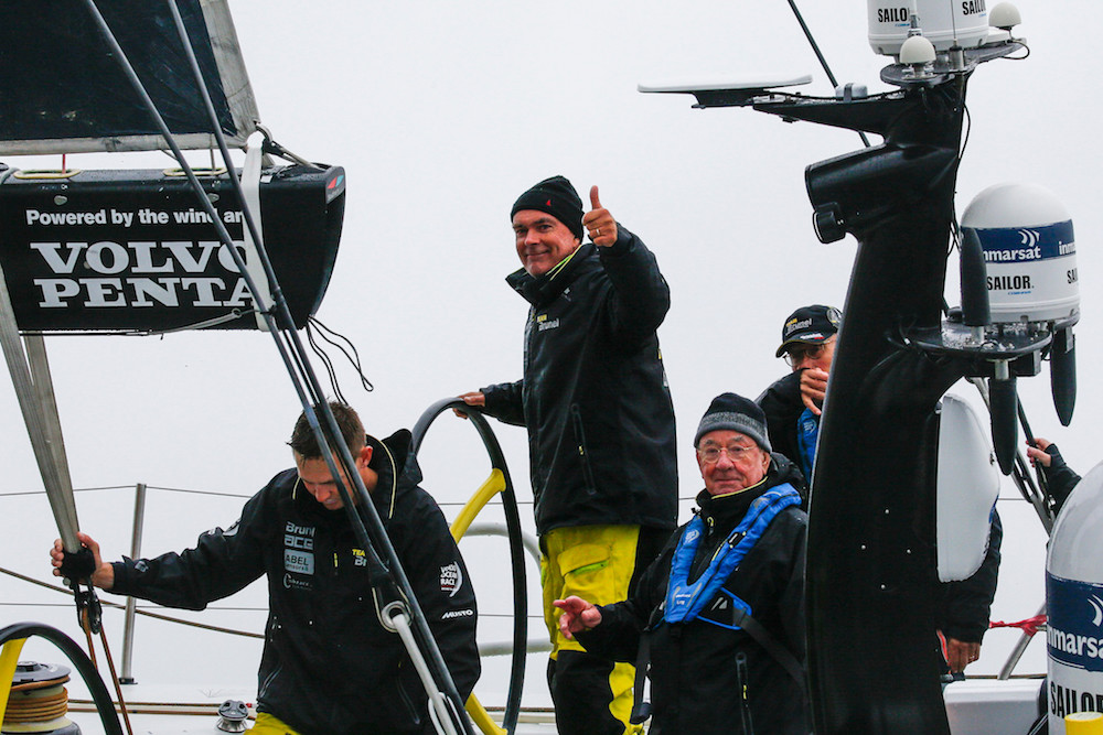 Team Brunel takes wire to wire win in Gurney's Resorts In Port Race Newport