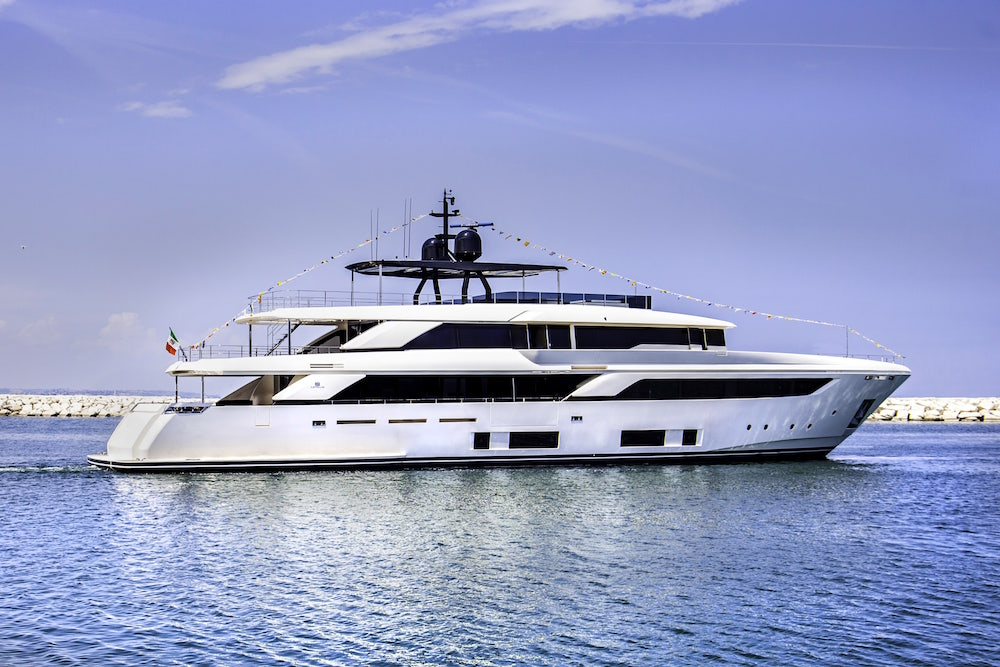First Navetta 42 Custom Line launched