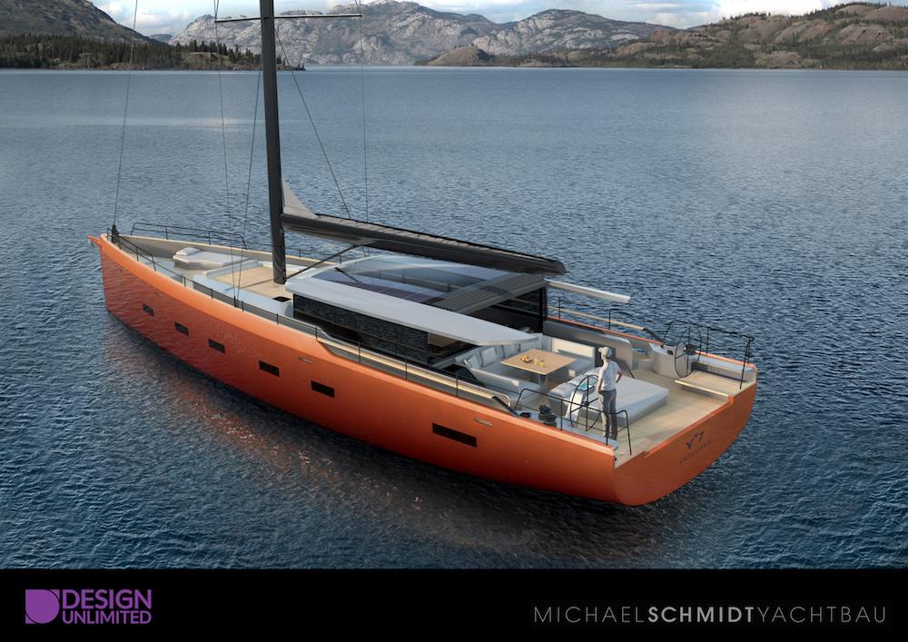 Yx7 Explorer by Michael Schmidt Yachtbau