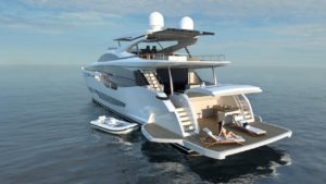 Pearl 95_Aft view