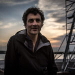 Guillaume Verdier visits the Boatyard