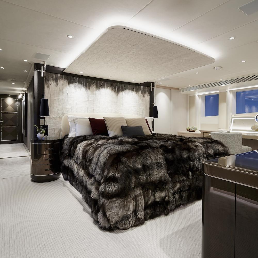 Heesen Yachts unveiled Irisha