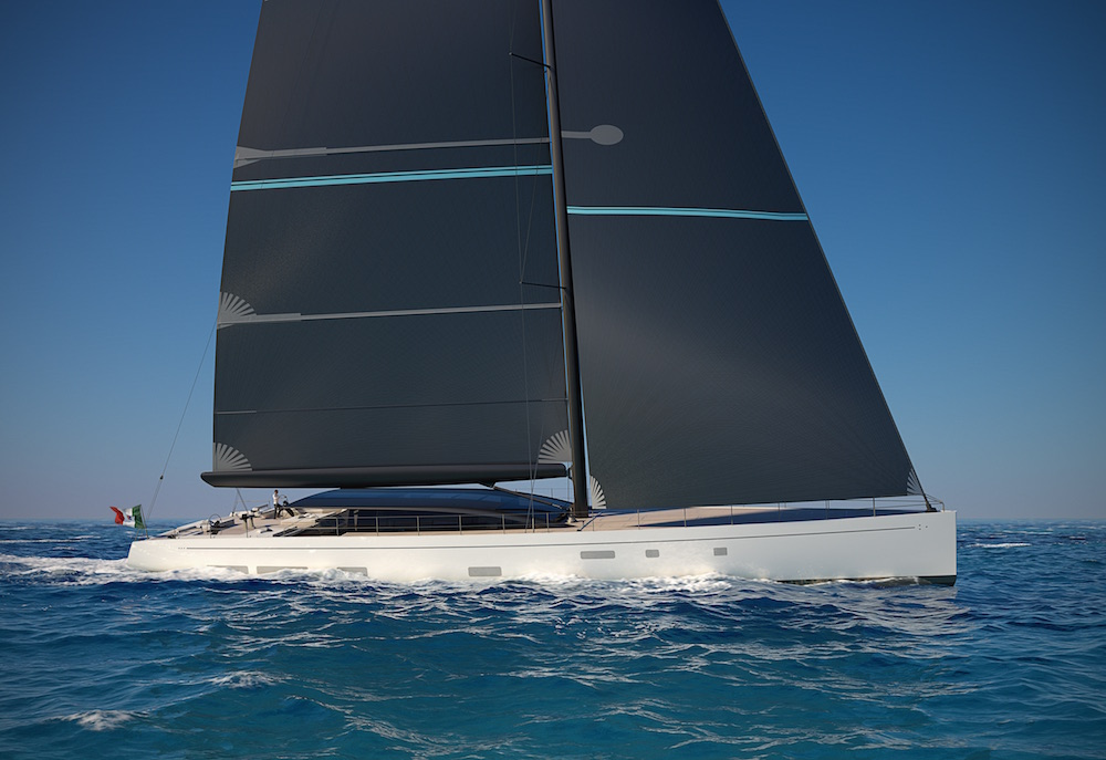 Perini Navi announces the sale of the second 42-meter E-volution