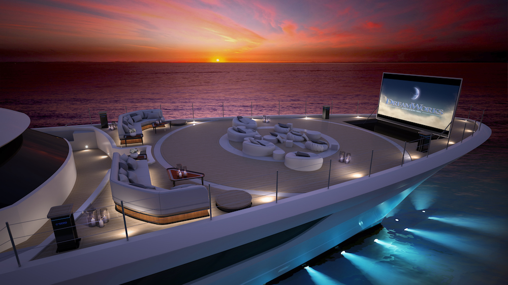 Project Cosmos, Heesen's next masterpiece