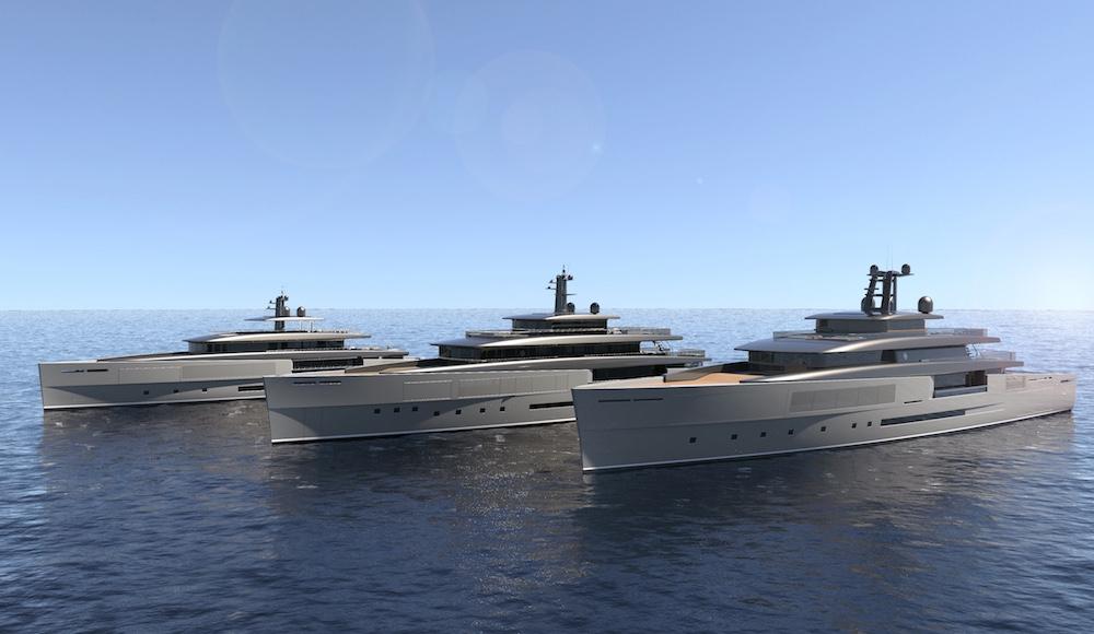 Zuccon International Project designs the Heritage line for Perini Navi