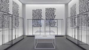 Sanlorenzo_Art Basel show in Basel_tribute Emilio Isgrò 05 copia