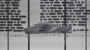 Sanlorenzo_Art Basel show in Basel_tribute Emilio Isgrò 10 copia