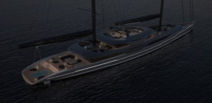 93m-performance-Ketch-Van-Geest-Design-Rob-Doyle-Design-2018-night-2a