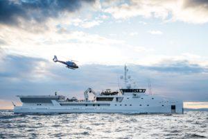 DAMEN Yacht Support GAME CHANGER delivered (1)