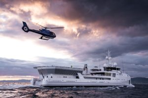 DAMEN Yacht Support GAME CHANGER delivered (2)