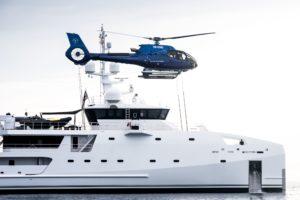DAMEN Yacht Support GAME CHANGER delivered (3)
