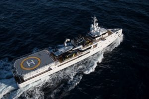 DAMEN Yacht Support GAME CHANGER delivered (7)