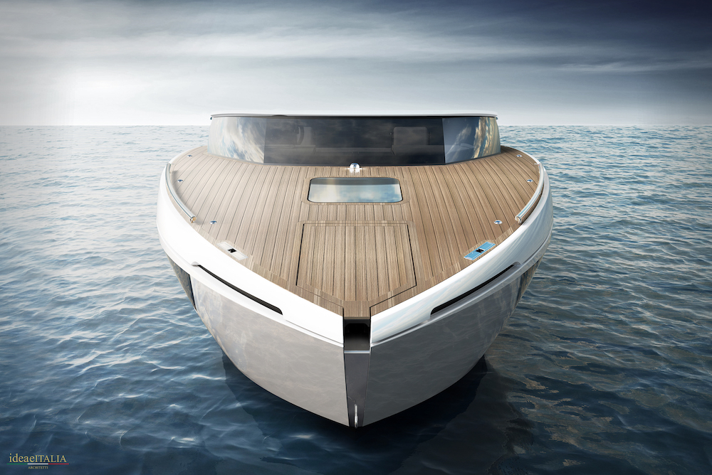 Nerea Yacht's ny24 day cruiser makes world premiere at Dusseldorf boat show