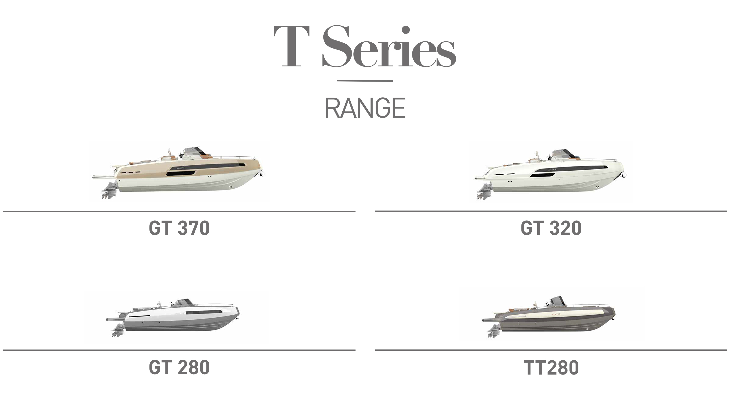 2019 T Series Line Up