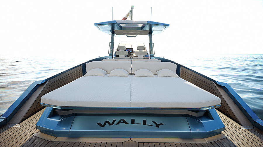 Wally entra a far parte di Ferretti Group