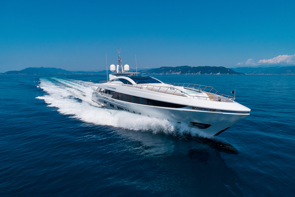 Ocean Crossing for Mangusta