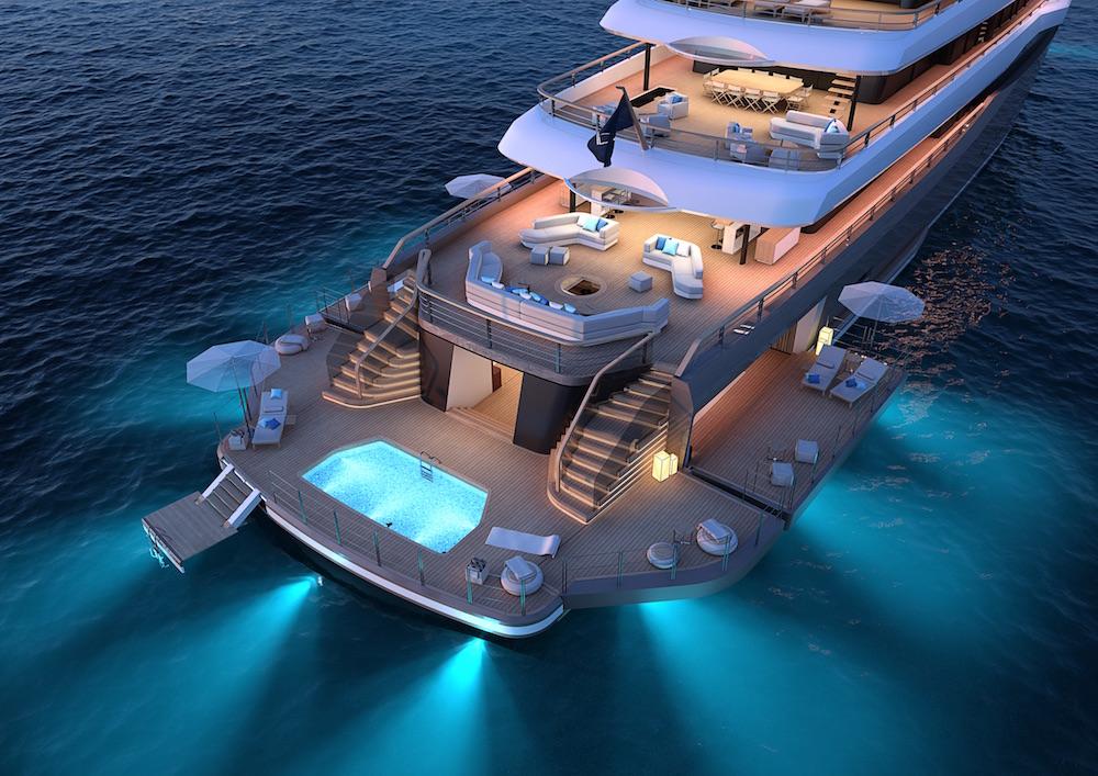 Nauta 70m Moonflower Motor Yacht