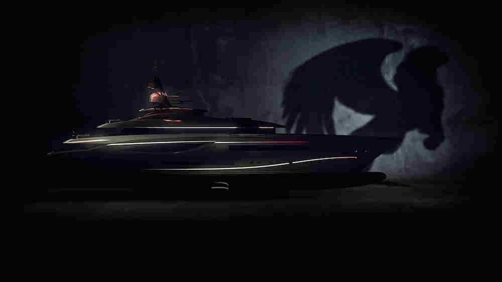 La nuova Serie Griffin di Fincantieri Yachts
