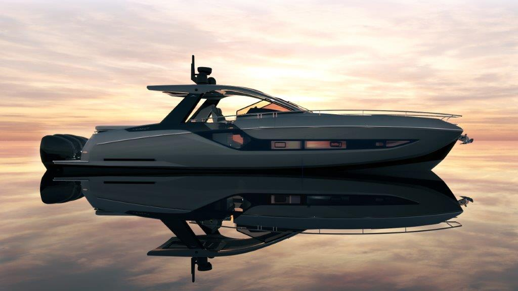 The new Azimut Verve 47