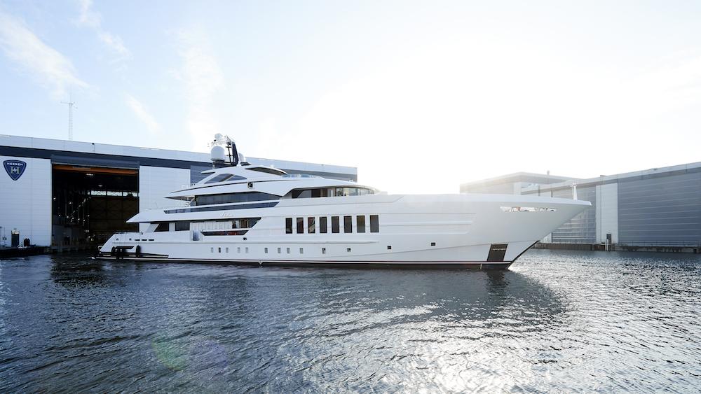 Heesen yachts