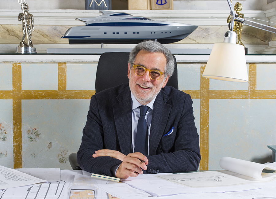 Tommaso Spadolini talks about four exciting refitting projects