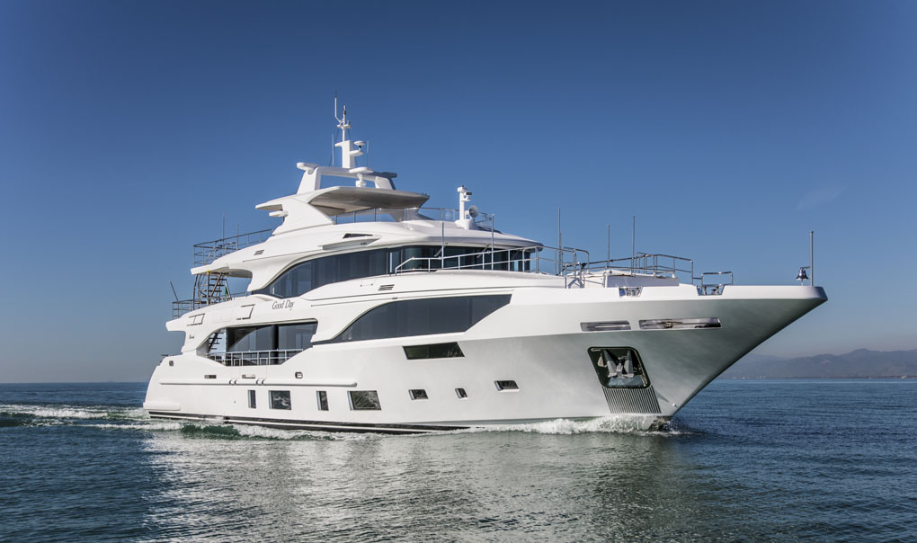 Three Benetti yachts at Versilia Yachting Rendez-vous