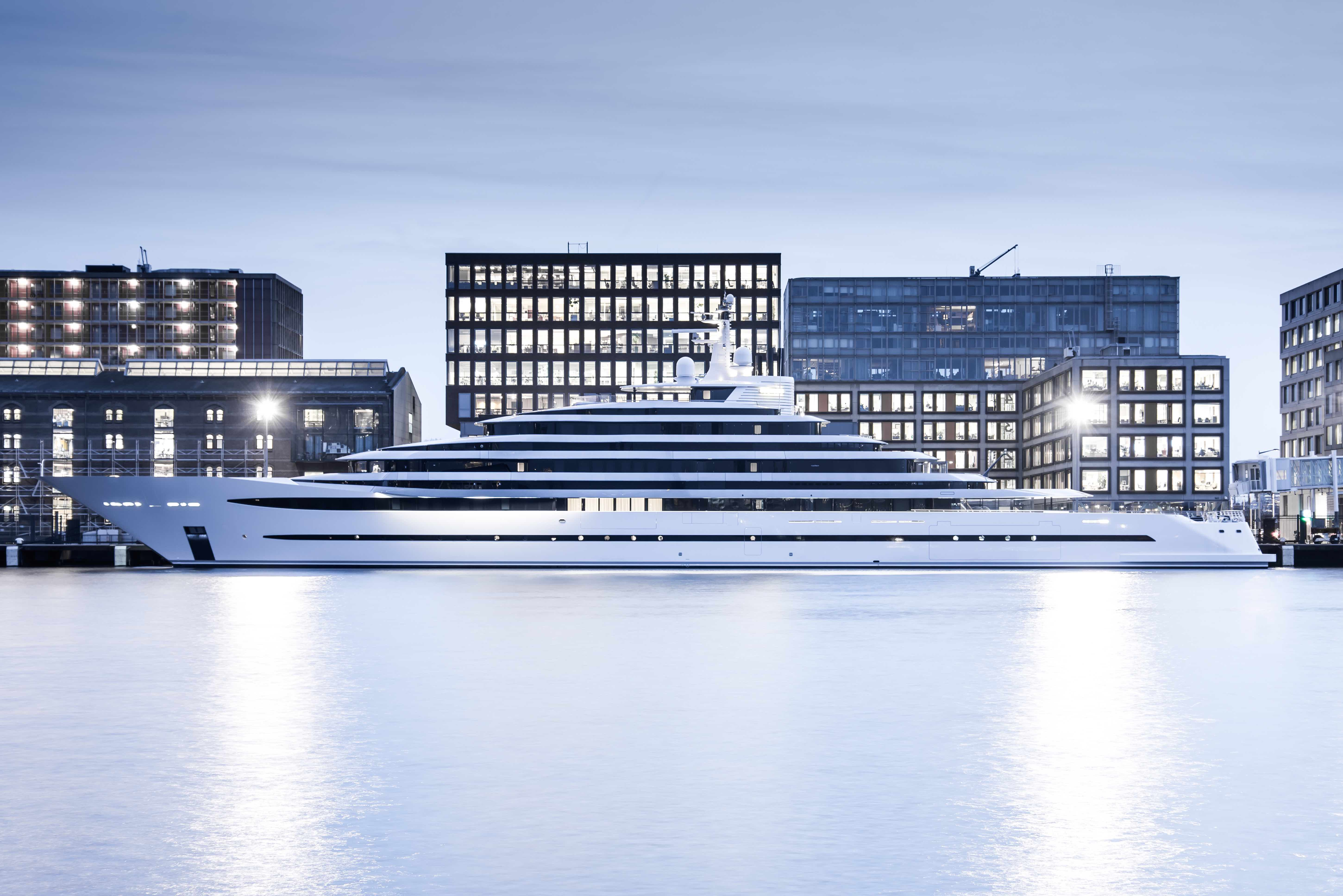 Golden year for Dutch superyacht sector