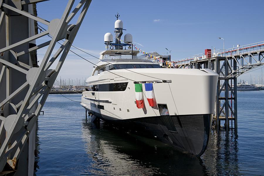 Varato il nuovo Tankoa 50 metri Hybrid