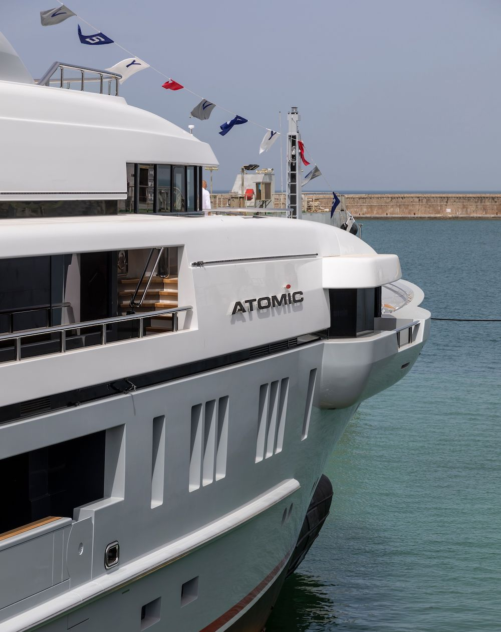VSY launched its new 64m yacht