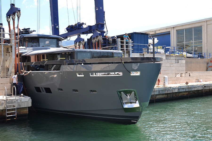 Arcadia Yachts: two new launches
