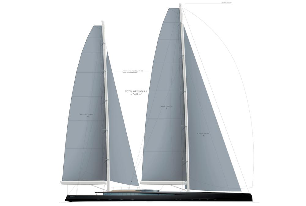 L'SY 300, il nuovo progetto di Philippe Briand