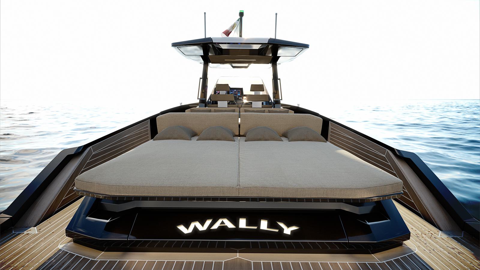Tre nuovi ordini confermano il successo del 48 Wallytender prima del suo debutto mondiale al Cannes Yachting Festival 2019