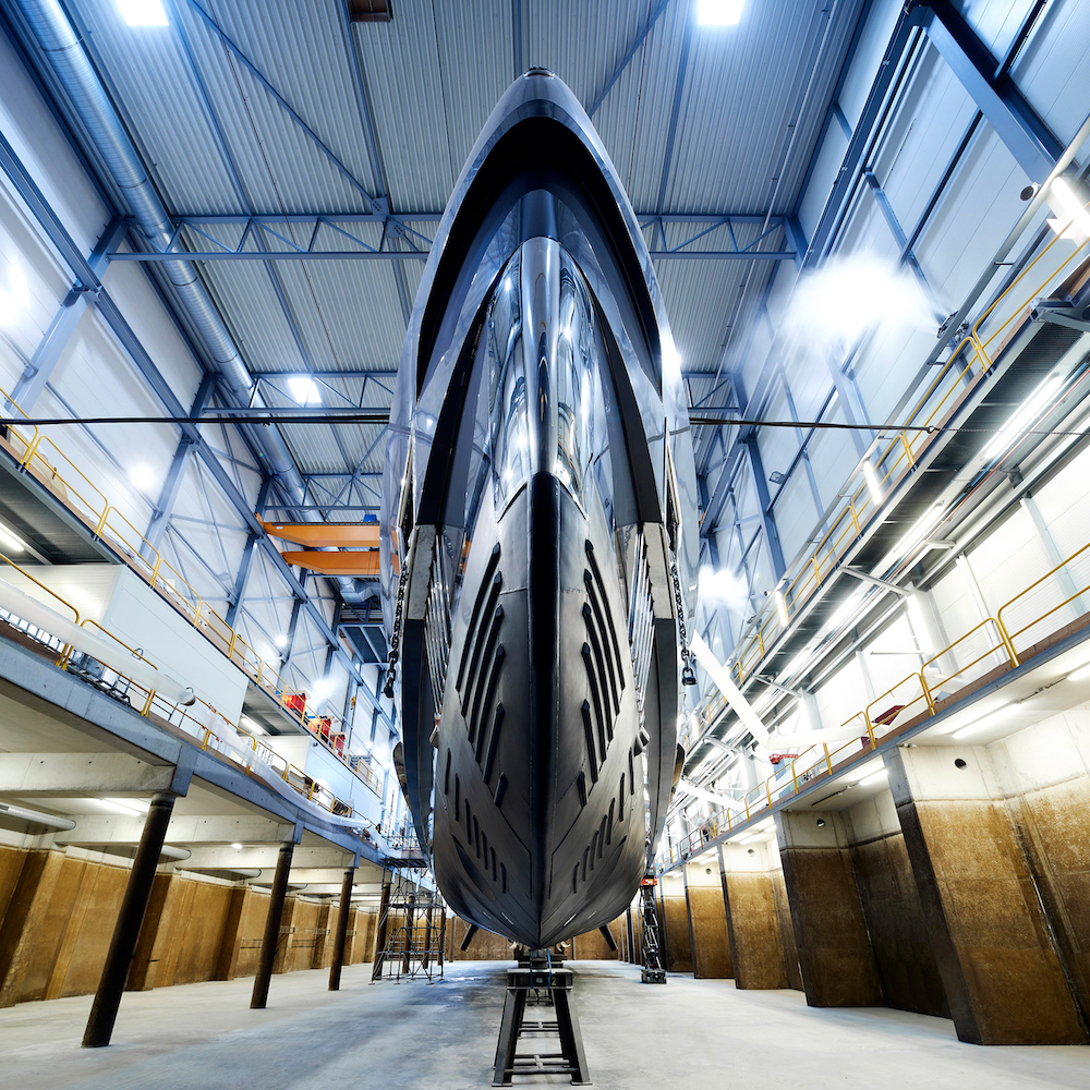 Heesen launches YN 18650 Project Boreas
