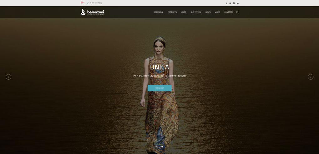 È online il nuovo sito Besenzoni