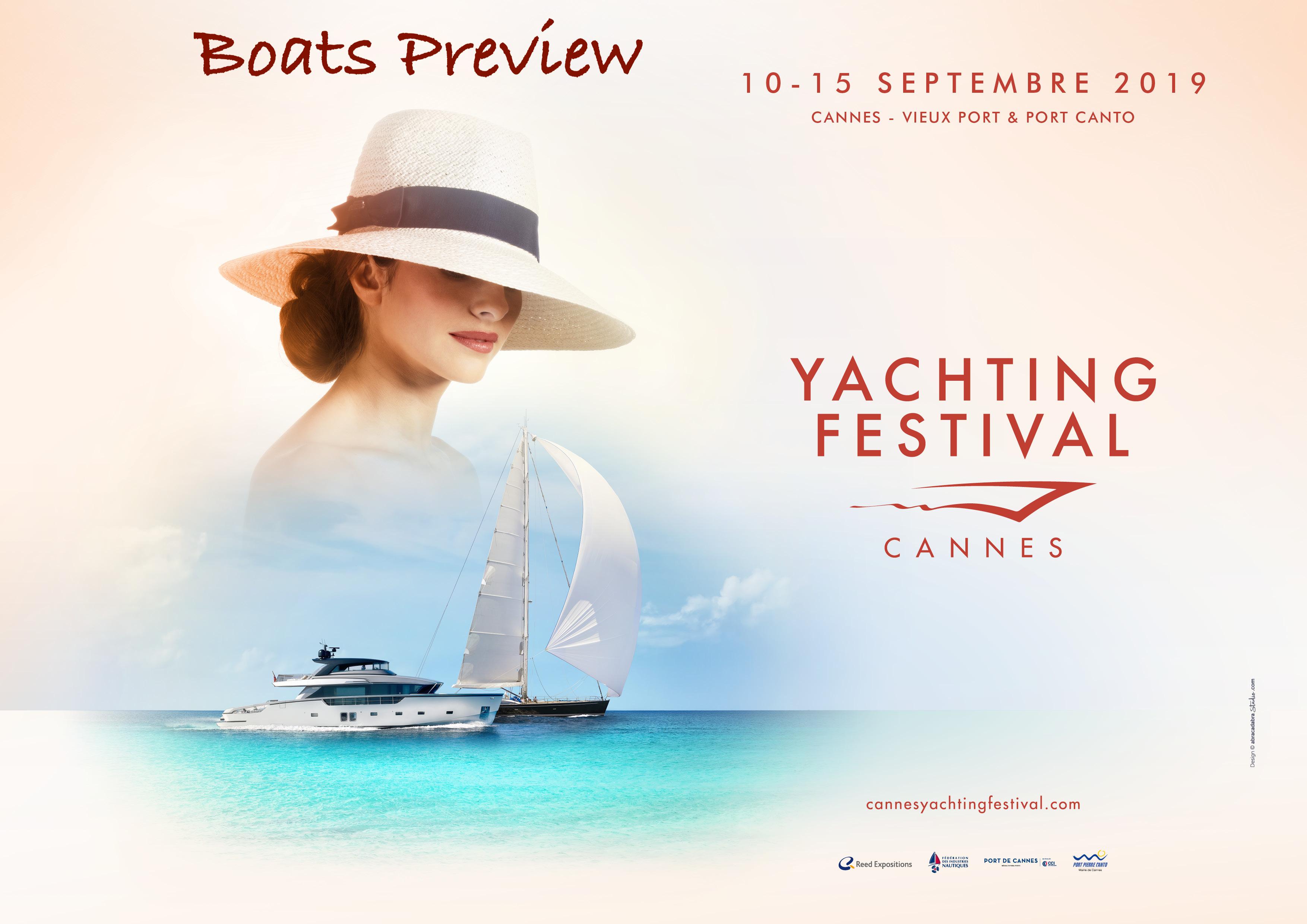 Anticipazioni del 42° Cannes Yachting Festival