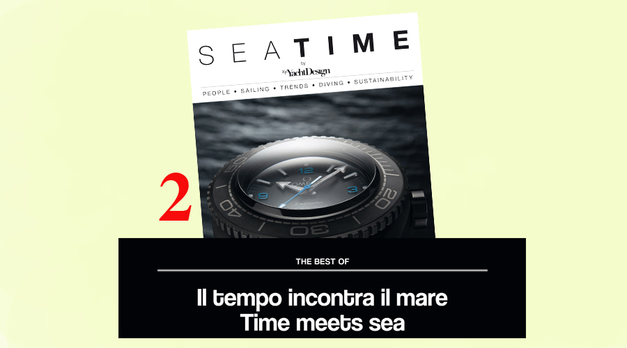 Sea Time: diving watches