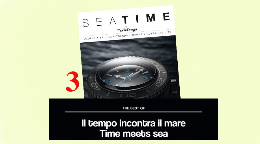 Gli orologi del mare: gli sportivi