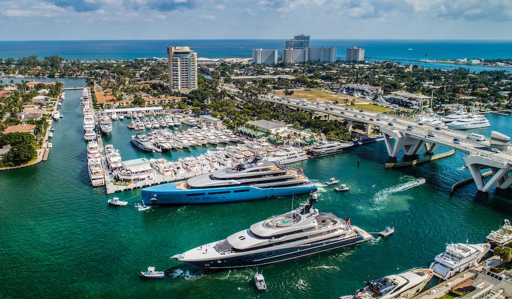 Anticipazioni sul Fort Lauderdale International Boat Show