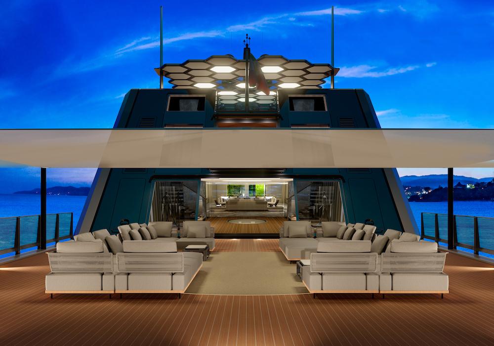 Fincantieri Yachts presenta Vis