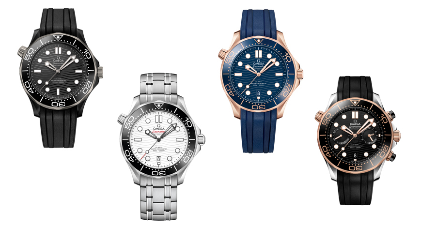 Omega Ultra Deep, a record breaking expedition to the seafloor