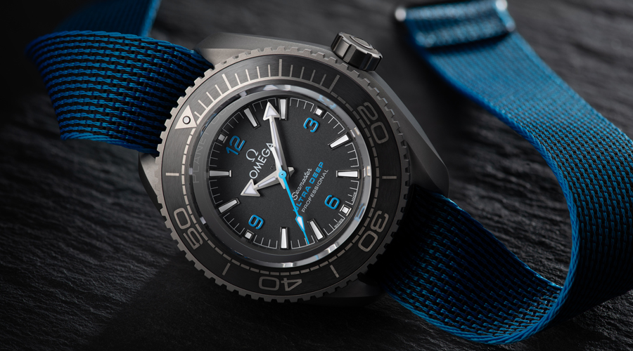 Omega Ultra Deep, a record-breaking expedition to the seafloor