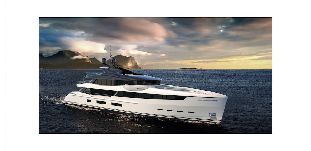 Wider unveil two projects at the Monaco Yacht Show