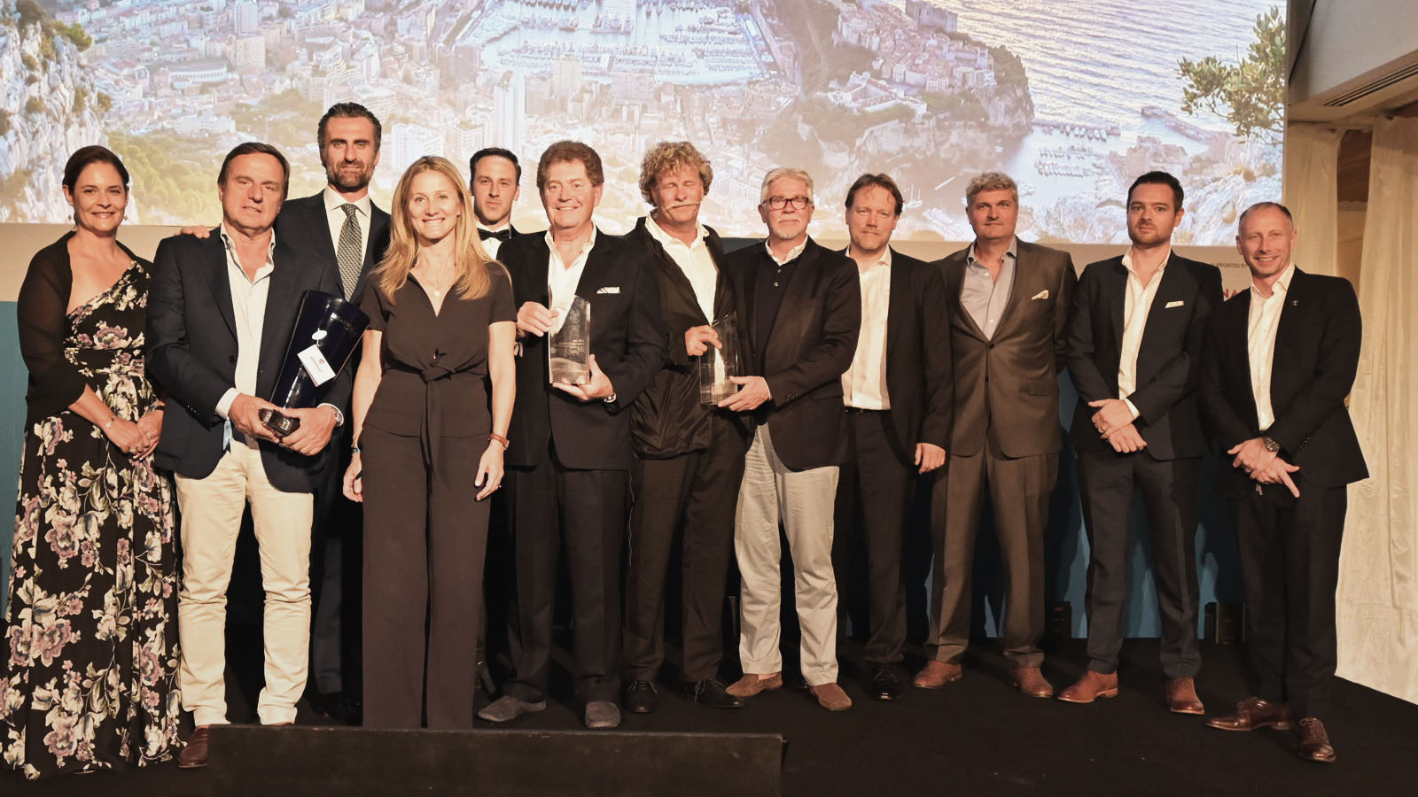 The Monaco Yacht Show Superyacht Awards