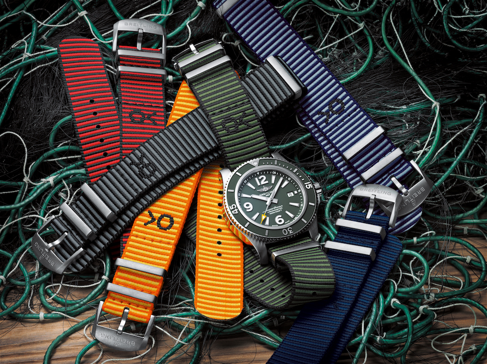 Breitling and Outerknown: the new Superocean and the innovative
