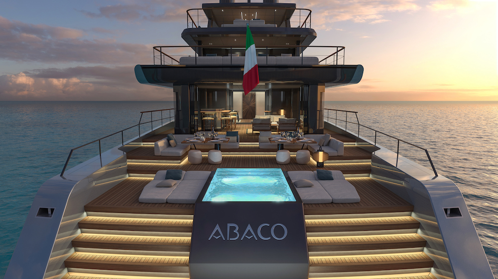 Baglietto introduces Abaco, the new 40 meter by Santa Maria Magnolfi