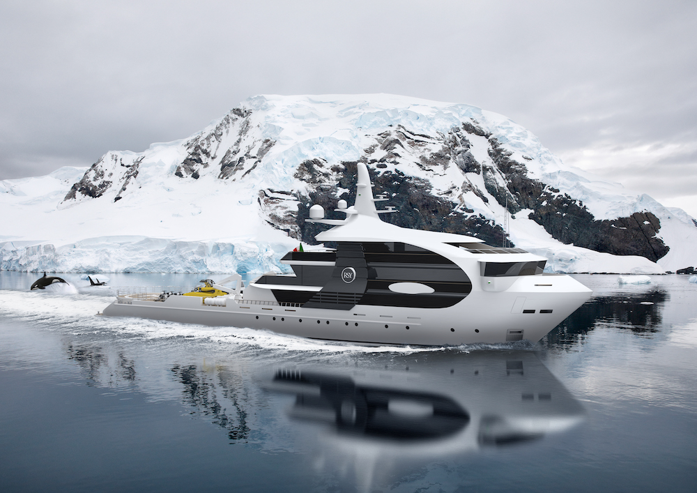 Rosetti Superyachts unveils Project Orca