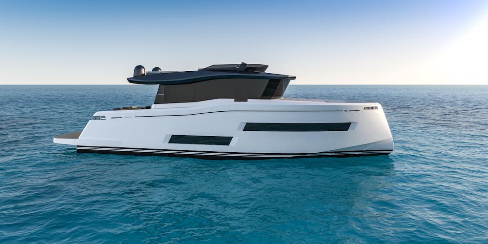 Pardo Yachts 60 Endurance