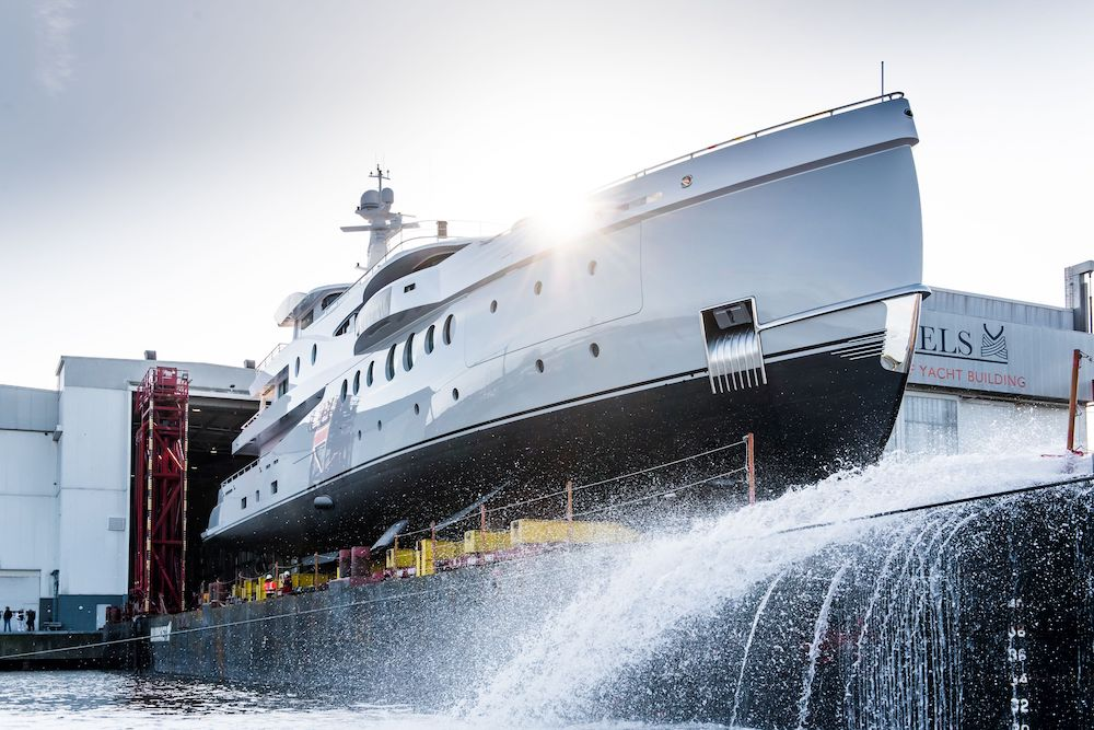 Amels launches a new 62.5-metre
