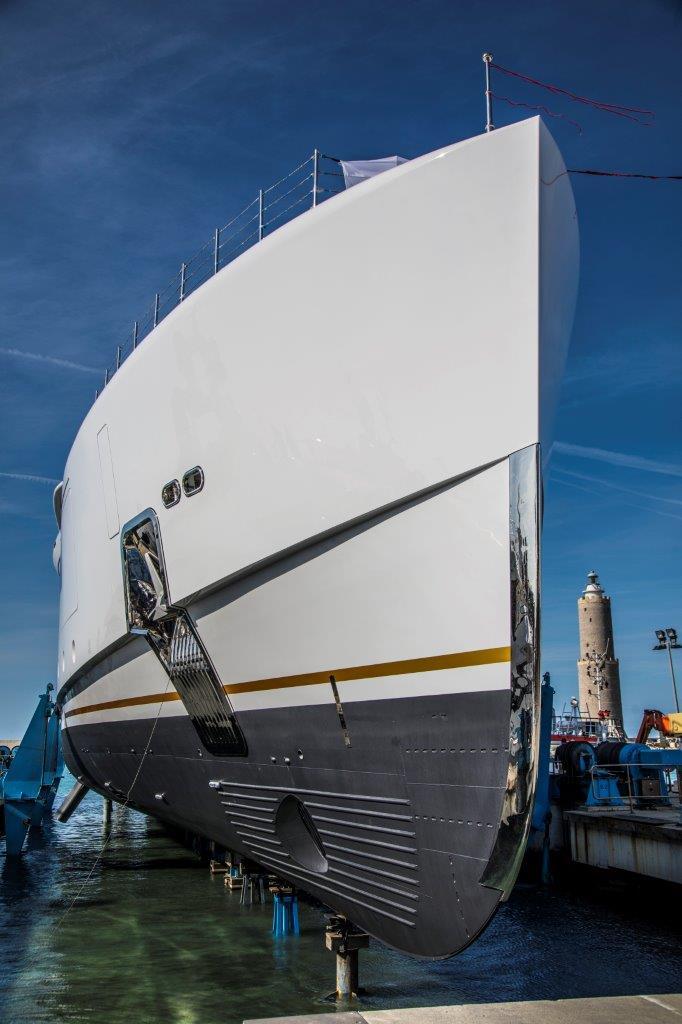 Benetti launches 70-meter custom superyacht FB273
